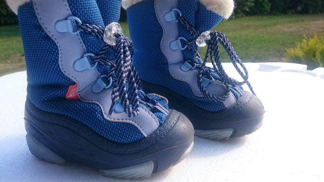 Śniegowce buty zimowe 23