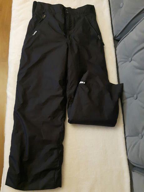 Spodnie narciarskie Decathlon roz.ok162 14 lat