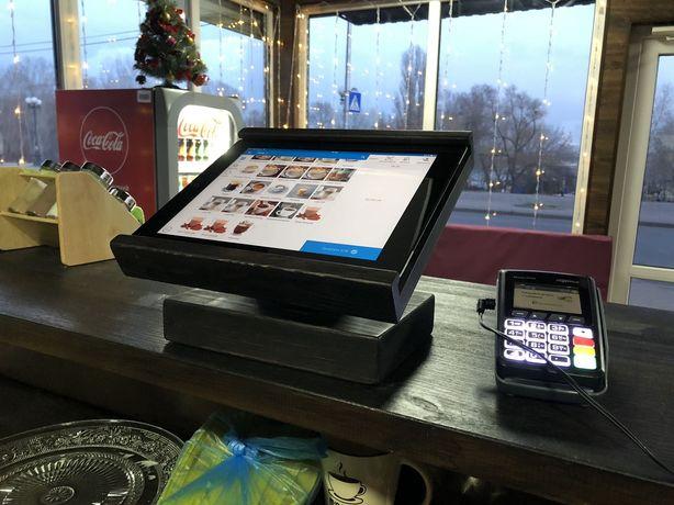 Подставка для планшета и POS-терминала