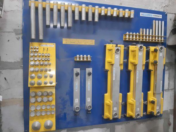 System pomiarowy blacharski harkules compact