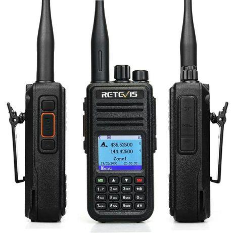 Radio DMR RETEVIS RT3S 2/70  nowe