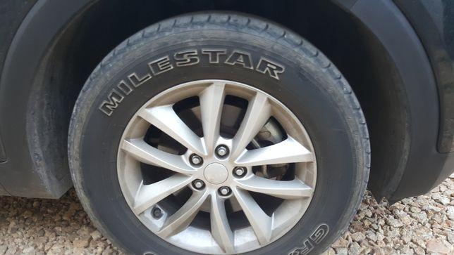 Шины Резина Grantland Milestar P235/65R17 M+S 4шт.