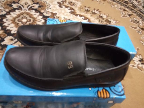 Туфли 36 размер чёрные