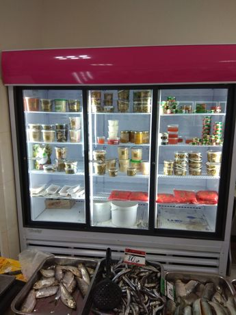 Витрина Холодильная бутылочная 1. 2. 3. х. Дверные б\у