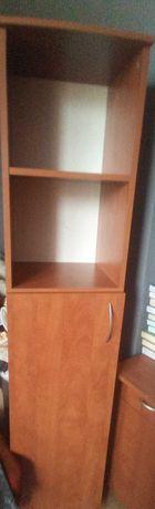 Sprzedam biurko wraz z szafką na książki