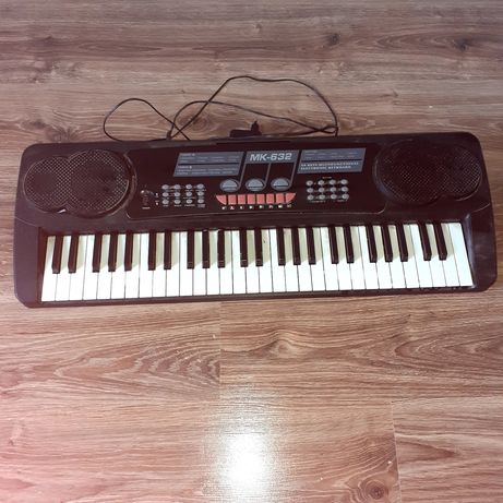 Organy elektryczne-kayboard
