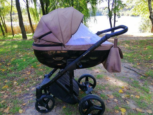 Детская универсальная коляска 2 в 1 Adamex Chantal