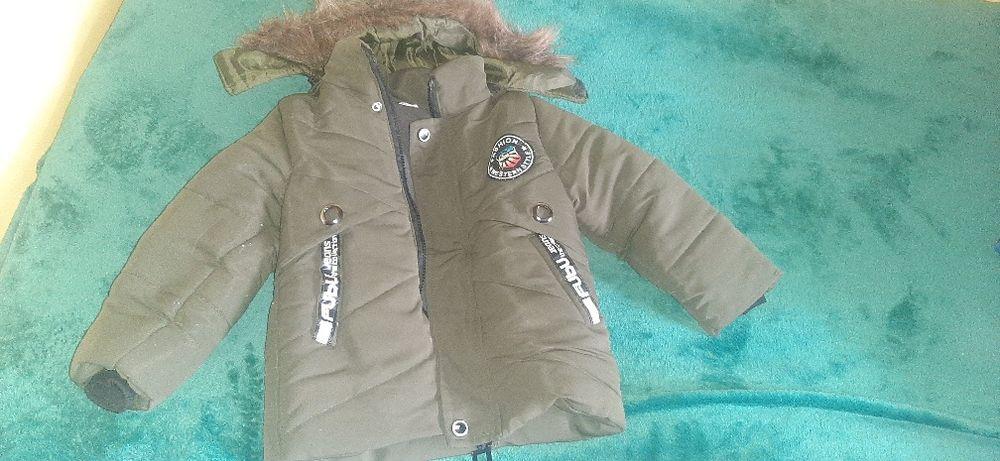 Зимова куртка Самбор - изображение 1