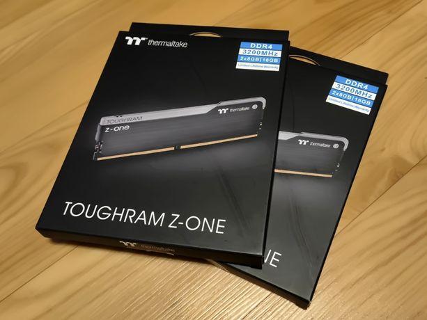 Оперативка Thermaltake 16 GB (2x8GB) DDR4 3200 MHz TOUGHRAM Z-ONE
