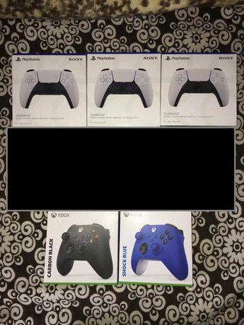 [Novos] Comandos PS5 DualSense / XBOX Series X S PC Stock+Entrega Mãos