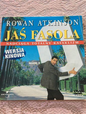 Płyta DVD Jaś Fasola