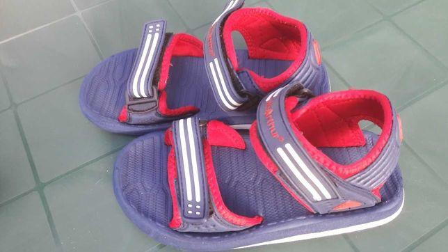 Sandały chłopięce do wody  McArtur na stopę długości około 19,5 cm