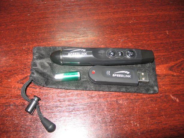 Пульт для презентаций Speedlink ACUTE Presenter SL-6198-SBK