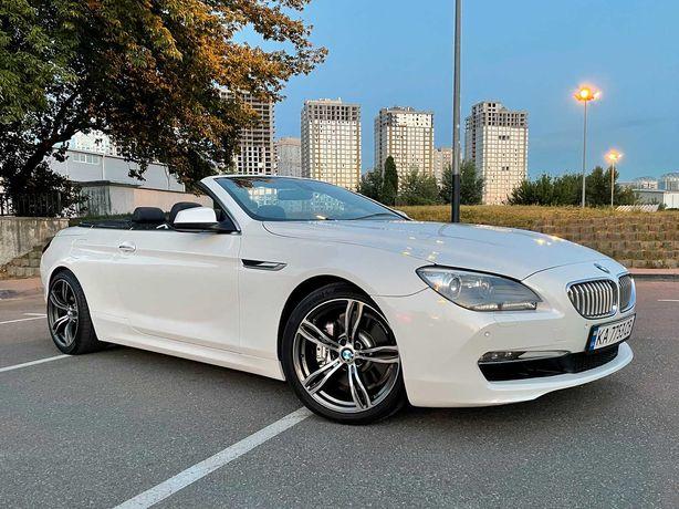 BMW 640i 2012 кабриолет
