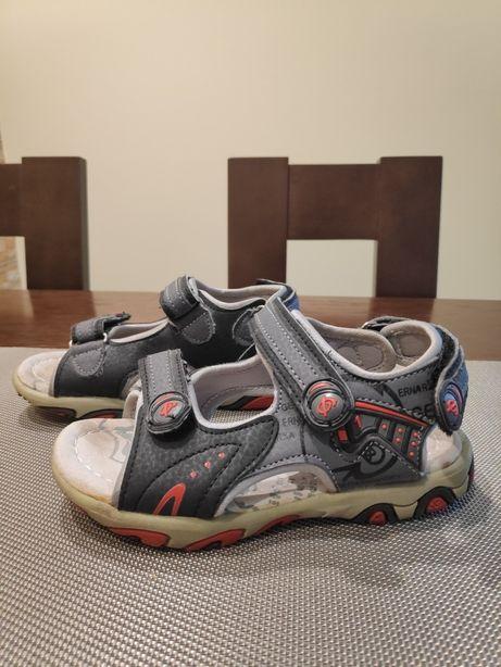 Sandały chłopięce 29