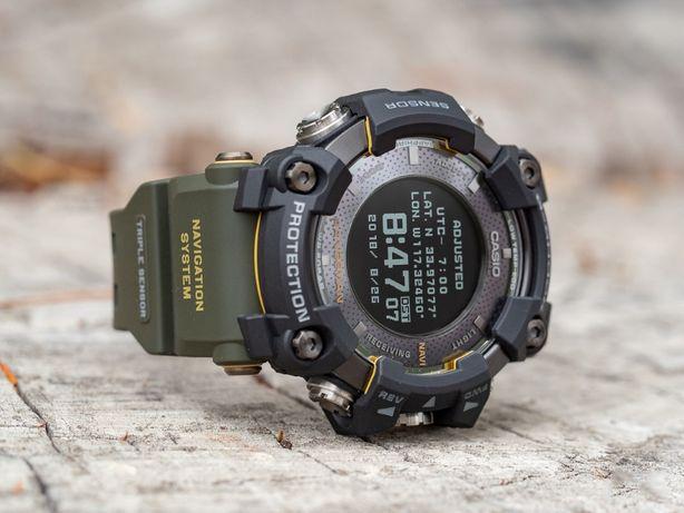 Часы Casio G-Shock GPR-B1000-1B! Гарантия 2 года!