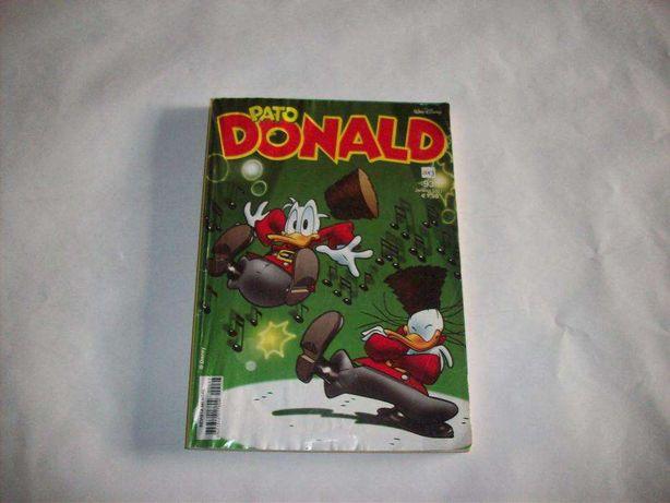 """Livro de banda desenhada – """" Pato Donald """""""