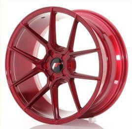 !OUTLET! Felgi Japan Racing JR30 19x8,5 ET37 5x120 Platinum Red !