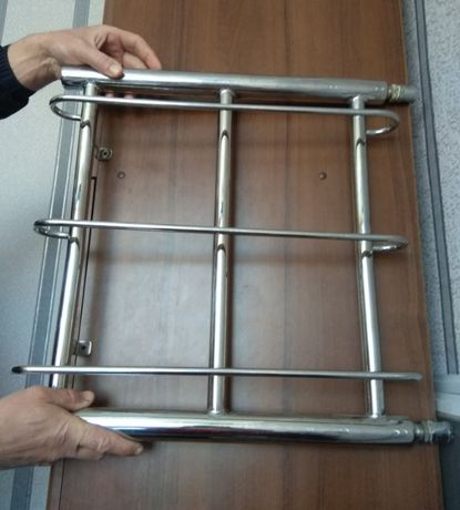 Полотенцесушитель водяной, нержавеющая сталь. ТОРГ