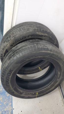 Резина Шины Hankook Ventus Prime 2 235/65 R17 Лето. Протектор 4мм. 2шт