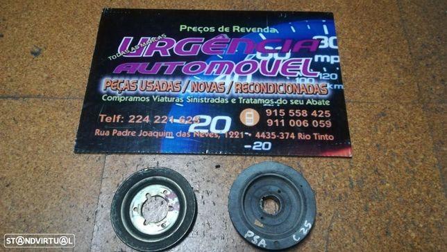 Polie polia cambota Carreto arvore Citroen Saxo Ax ZX C25 Peugeot 106 206 306