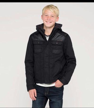 Утепленная демисезонная куртка C&A, Германия р140