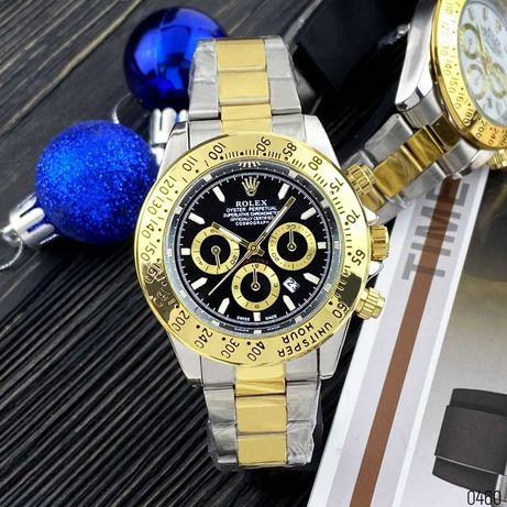 Мужские Наручные часы Ролекс Rolex Daytona.Золотые часы Ролекс