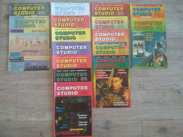Computer Studio (CS) 2/92 - 2/95