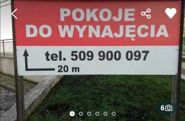 Pokoje na wynajem, Solec Kujawski ul. Bydgoska 4