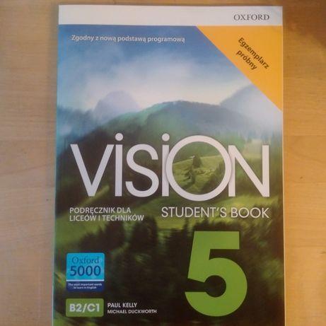 Oxford Vision 5 SB Podręcznik / książka ucznia
