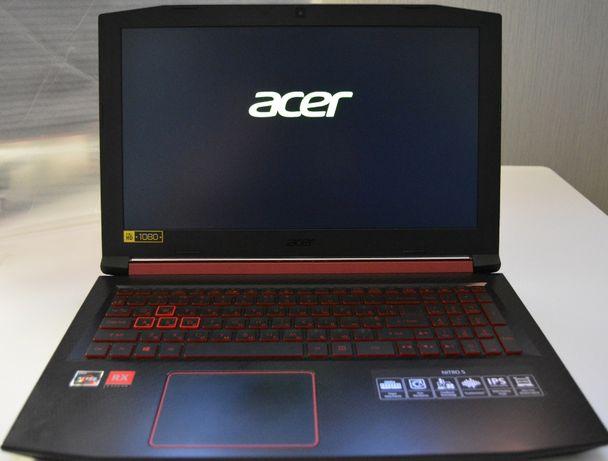 Продам ноутбук Acer Nitro 5 an515-42 ryzen 2500u 2Ghz,RX 560x,8GB RAM