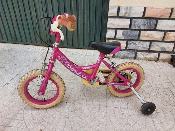 "Bicicleta criança roda 12"""
