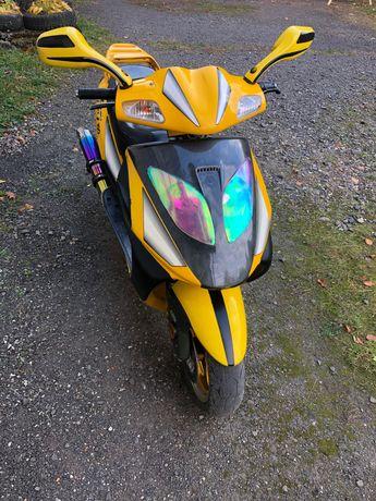Скутер Fiery Riall 150 кубов