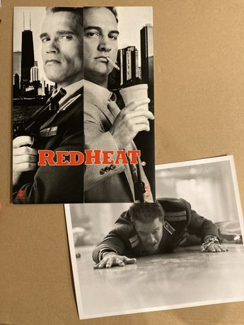Red Heat - zdjecie promo + synops