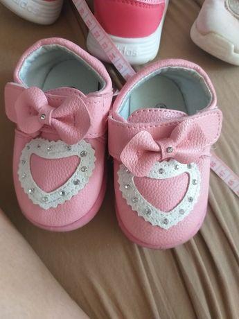 Туфельки для дівчинки 17р 13.3см стєлька