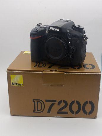 Nikon D7200 Body (28500 zdjęć)
