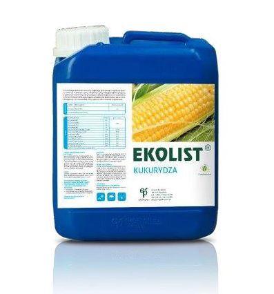 Ekolist kukurydza 5 L - nawóz dolistny na kukurydzę Sieradz - image 1