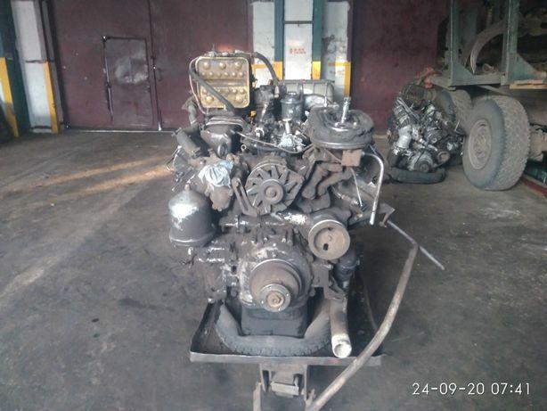 Мотор Камазовський з коробкою