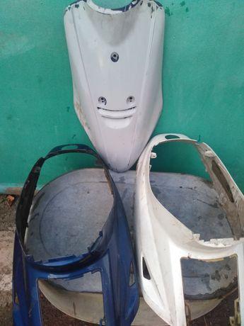 Продам пластик на скутер