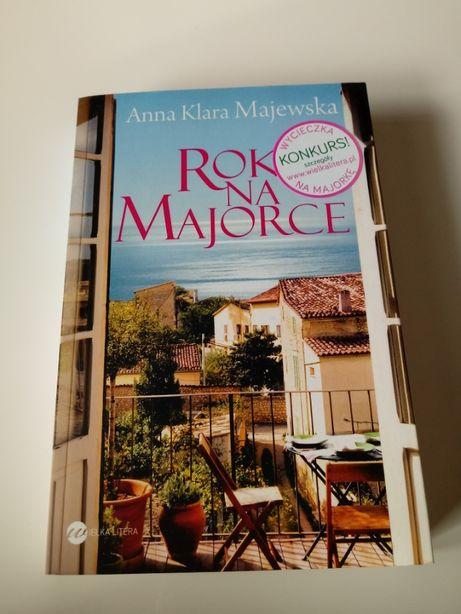 Rok na Majorce - Anna Klara Majewska