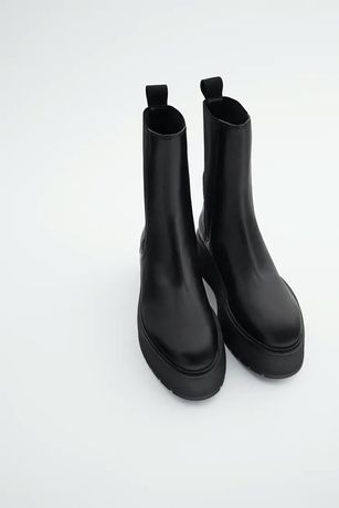 Ботинки Zara. 37размер.