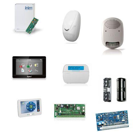Systemy alarmowe, monitoring