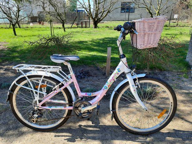 Rower dla dziewczynki/dziecięcy