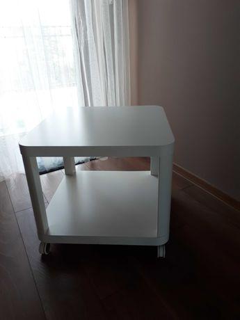Stolik biały Ikea