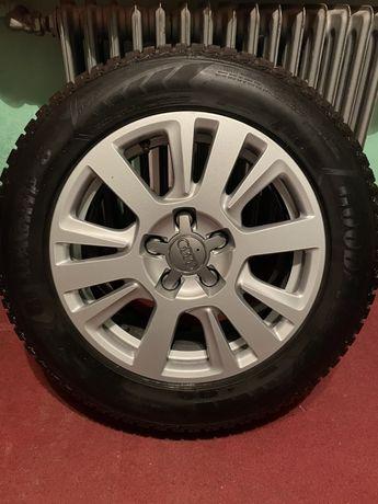 Oryginalne Alufelgi Audi + Good Year 225/55 R16 ZIMA