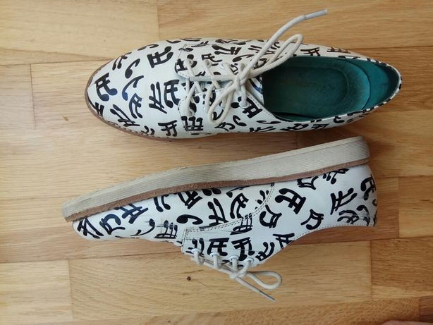 Стильные туфли покупались в Miraton