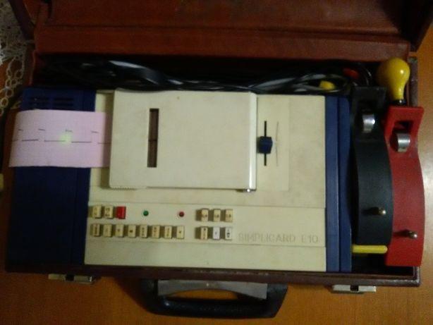 elektrokardiograf e10