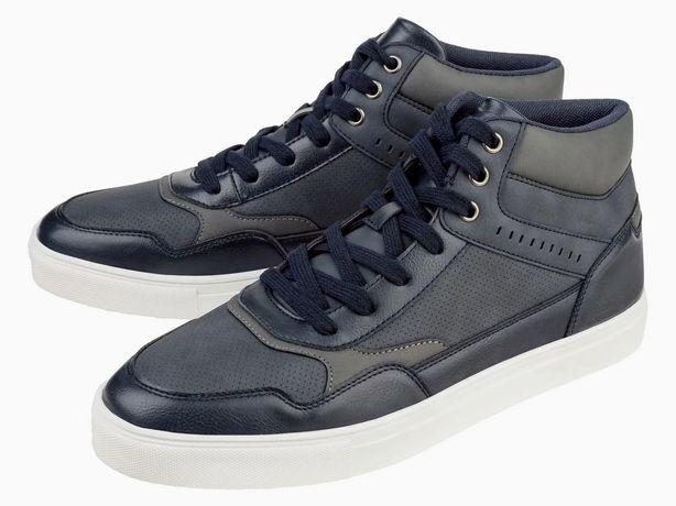 Оригинальные новые мужские кроссовки кеды Livergy Германия