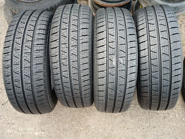 215/65 16C Pirelli Carrier WINTER 4szt JAK NOWE!!