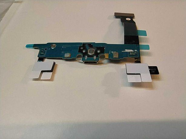 Złącze mikrousb + taśma Galaxy Note 4 (37D46)